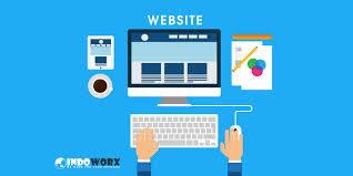 jual jasa pembuatan website