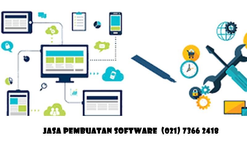 Jasa Pembuatan Software (021) 7366 2418
